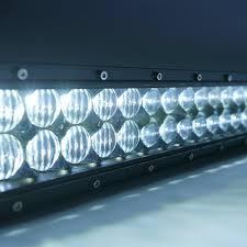 20 Inch Osram Light Bar 20inch Osram Led Light Bar 5d 126w Sopt Flood Combo Beam
