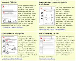 Cursive Letter Chart Free Printable Free Printing And Cursive Handwriting Worksheets