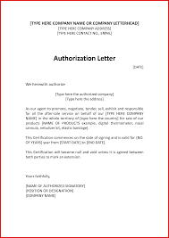 Unique Authority Letter Format In Word Wing Scuisine