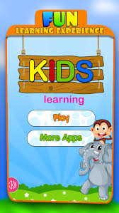 Kids Learning Educational Game - Early Reading Learning Activities A ...