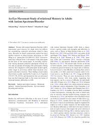 Baird Wallace The Space Story And The Inner Light Pdf Pdf An Eye Movement Study Of Relational Memory In Adults