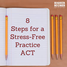 Practice Paper 8 Tips For Taking A Great Act Practice Test Higher Scores Test Prep