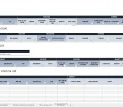 Inventory Cycle Count Excel Template Inventory Count Template Free Excel Templates Create Manage