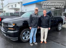 Chevy Dealership Sevierville New Used Deals Volunteer Chevrolet