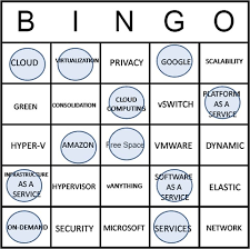 buzzword bingo generator a rant about buzzwords as an industry we re letting ourselves