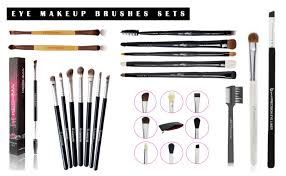 best eye brushes sets professional brushes sets kits