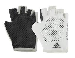 Details About Adidas Women Prime Knit Sports Gloves White Running Health Fitness Glove Dt7953