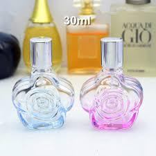 Decorative Glass Bottles Wholesale 100pcslot 100ml Collectible Perfume Glass Bottles Designer 11