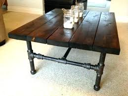 round industrial coffee table. Industrial Coffee Table Legs How To Make An Style Round .
