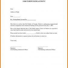 Letter Format Of Address Change In Bank New Letter Format For Bank