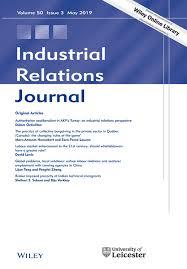 BOOK REVIEWS - Gottschalk - 1973 - <b>Industrial</b> Relations Journal ...
