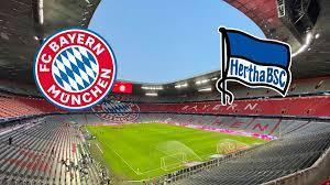 Auch am letzten spieltag hat der bvb heimrecht, wenn am 14. Bestatigt Fc Bayern Auch Im Heimspiel Gegen Hertha Bsc Ohne Zuschauer Grenzwert Uberschritten Sportbuzzer De
