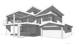 architecture houses sketch. Simple Sketch Building Design Drafting Architectural Drawing For Architecture Houses Sketch