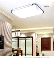 Awesome Led Light Fixtures For Kitchen With Design Amazing Kirchen And 10  Rectangular Shape White Colored Glass Bottom Cover Ceiling Tytpe Stainless  Side Lights On ... Photo Gallery