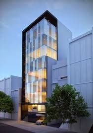 glass facade design office building. Office Building By Jinkazamah | Architecture Spots Glass Facade Design