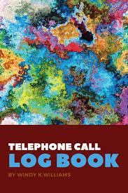 Phone Message Log Book Telephone Call Log Book Phone Call Log Telephone Memo