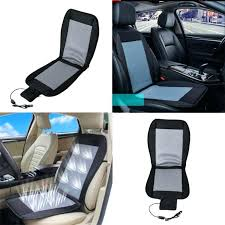 baby car seat cooling pad cooling car seat cushion cover v air ventilated fan conditioned cooler baby car seat cooling