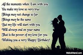 Love Birthday Quotes Adorable Love Birthday Quotes