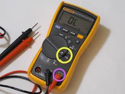 Test Light Multimeter Testing Power Cord Continuity Ifixit Repair Guide