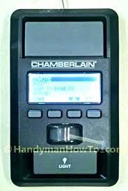 chamberlain keypad reset chamberlain garage door openers programming reset chamberlain garage door er garage remote programming chamberlain keypad