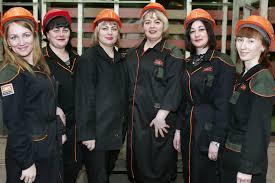 Сильные женщины Уралвагонзавода