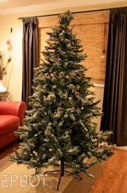 Artificial Christmas Trees Without Lights  Christmas Lights Artificial Christmas Tree Without Lights