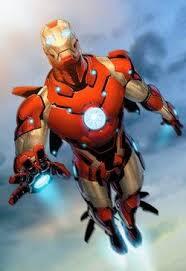 Amazing Iron Man
