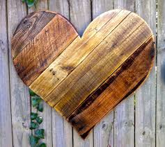 rustic reclaimed large wood heart pics on large wooden heart wall