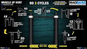 Pull Up Workout Chart Bar Brothers Bar Brothers 6 Month Plan