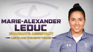 Tennis adds Leduc to Coaching Staff - Concordia University Texas ...