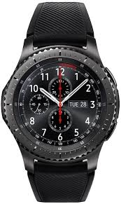 Samsung Gear S3 Frontier Smartwatch (Bluetooth ... - Amazon.com