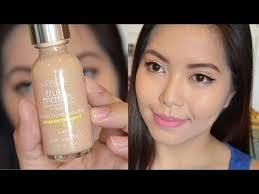 l oreal true match super blendable makeup before after saytiocoartillero