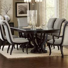 large picture of homelegance savion 5494 106 double pedestal dining table