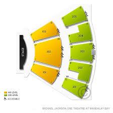 Michael Jackson One Theatre At Mandalay Bay Tickets