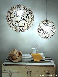 make your own pendant light lights in bathroom ideas conversion kit ceiling canopy shades only