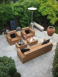 Small Picture Best 25 Wooden garden furniture sets ideas only on Pinterest