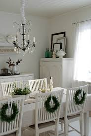 white dining table shabby chic country. Dining Room. White, Grey, Black, Chippy, Shabby Chic, Whitewashed, Cottage, French Country, Rustic, Swedish Decor Idea. ***Pinned By Oldattic *** White Table Chic Country