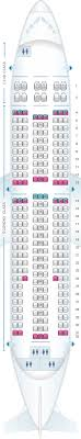 Seat Map Air Transat Airbus A310 300 Seatmaestro