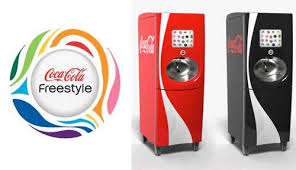 How To Design A Vending Machine Mesmerizing DIY Vending Blending CocaCola Freestyle Vending Machine Lets You