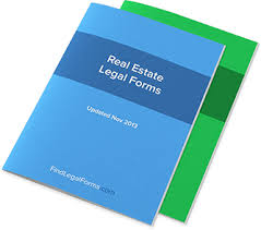 Real Estate Legal Forms. Immediate Download.