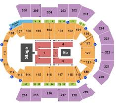 Spokane Arena Tickets And Spokane Arena Seating Chart Buy