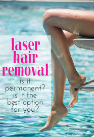 all about laser hair removal is it permanent