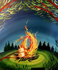 explore paint party campfireore