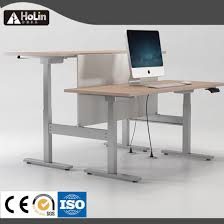 standing office table. Electric Height Adjustable Standing Office Executive Computer Desk Table