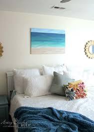 diy beach painting so easy artsyrule com diypainting diyabstractpainting diybeachpainting