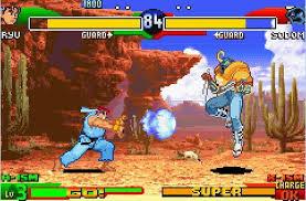 street fighter alpha 3 user screenshot 14 for game boy advance