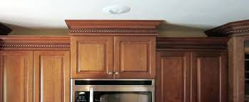 what size crown molding for kitchen cabinets cabinet door ideas profiles how much is shelf