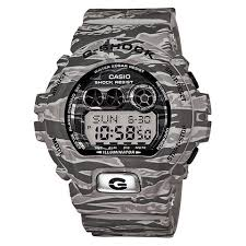 casio g shock gdx6900tc 8 mens silver gray tiger camo military casio g shock gdx6900tc 8 mens gray tiger camo military watch