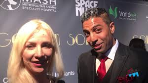 RED CARPET OF HOLLYWOOD Interview with Prakash Amritraj - YouTube
