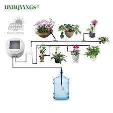 Solar energy charging Intelligent garden <b>automatic watering device</b> ...